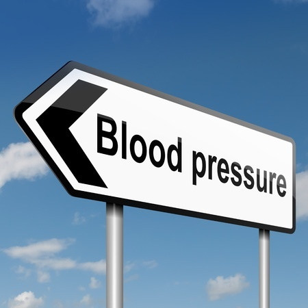 high blood pressure eyes